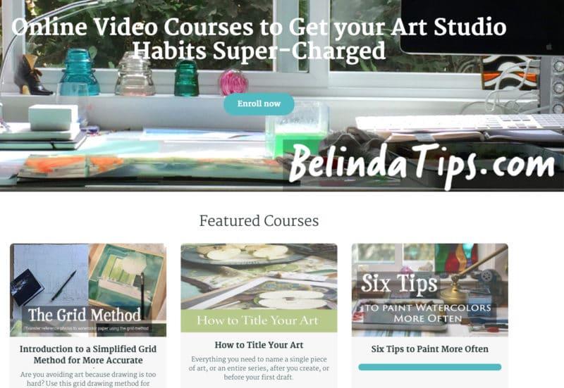 online-art-classes